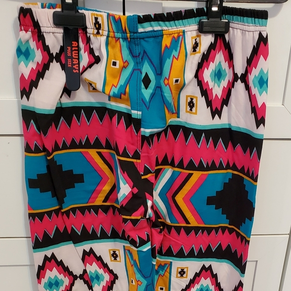 Brand new Aztec leggings